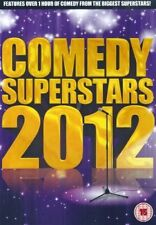 Comedy Superstars 2012 (DVD, 2012) Lee Nelson, Mrs Brown's Boys