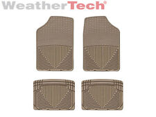 WeatherTech All-Weather Floor Mats - Lincoln Town Car - 1980-2011 - Tan