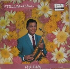 HERBIE FIELDS, FIELDS IN CLOVER - FRATERNITY LP F-1011