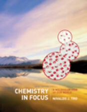 Chemistry in Focus: A Molecular View of Our World (Available 2010 Titles Enhance