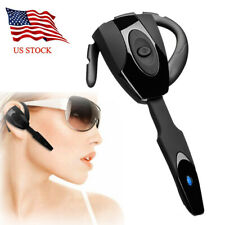 Bluetooth Stereo Headphone Wireless Sports Earbud w/Mic HandsFree Answer Calling