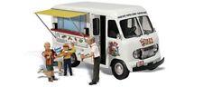 WOODLAND N Autoscene Ike's Ice Cream Truck w/Figures  WOO5338