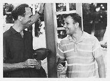 Yuri Smetanin and Yuri Gagarin, 10.03.1962 GLOSSY PHOTO PRINT 3617