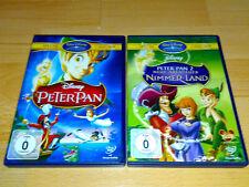 Peter Pan - Teil 1 & 2 Walt Disney Special Collection ( 2 DVDs )