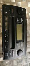Toyota Corolla 2003 Radio / CD Player - 86120-02260 / CQ-TS7170L