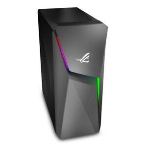Asus ROG Strix GL10CS-DB762 Gaming Desktop Computer - Intel Core i7 9th Gen i7-9