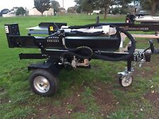 40T Log Splitter MILLERS FALLS Wood Splitter NEW MODEL 2 stage pump 13HP