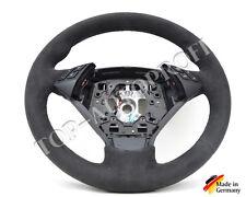 BMW 5er e60 e61 M MFL ALCANTARA volante in pelle nuovo si riferiscono VOLANTE AR. 192