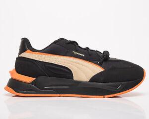 Puma x Pronounce Mirage Sport Men's Black Pebble Casual Lifestyle Sneakers Shoes