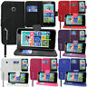 Housse Etui Coque Portefeuille Support Video Nokia Lumia 630/ 630 3G/ 635/ 638