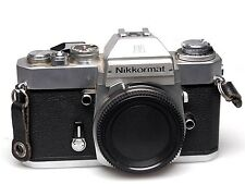 Nikon Nikkormat EL Body