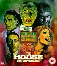 The House That Dripped Blood Blu-ray Region B