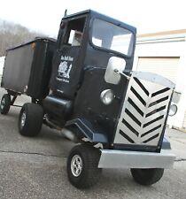 Vintage Tractor Trailer Ride On Parade Truck Shriners Go Kart