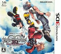 USED 3DS Kingdom Hearts 3D [Dream Drop Distance]