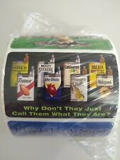 New Tobacco Prevention Anti-Smoking Stickers - 250 Labels Per Roll