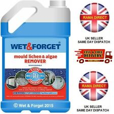 More details for wet and forget 5l mould, algae and lichen removal
