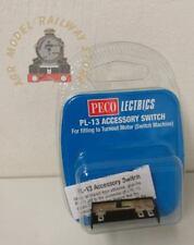5 X PECO PL13 Accessory Switch for Pl10 Point Motor PL 13 Pl-13