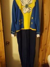 Beauty and the Beast Beast Costume Size Large