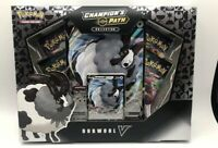 Pokemon TCG Champions Path Dubwool V Box- 4 Booster Packs- Factory Sealed