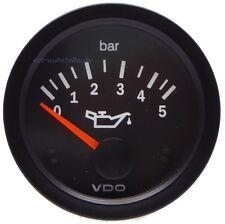 VDO Vision Öldruckanzeige 0-5 bar (126.013)