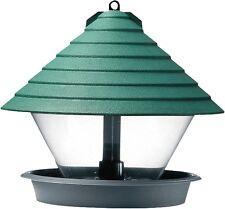 Hammarplast 932544 Vogelfutterhaus 27 Cm Kunststoff rund grün