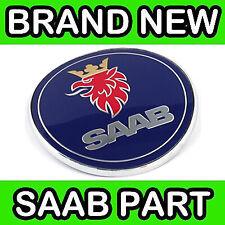 Saab 9-3 Sports Convertible (03-) Boot Trunk Badge / Emblem