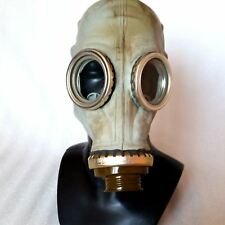 Soviet russian cccp Military, army, Gas mask GP-5. Only mask Size Small