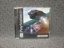 Xevious 3D/G+ (PS1, Sony PlayStation 1) - COMPLETE, NEAR MINT! SHOOTER/SHMUP