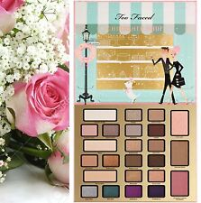 24 Colors Too Faced��The Chocolate Shop Christmas In New York Eyeshadow Palette