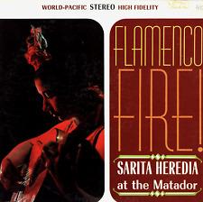 LP SARITA HEREDIA FLAMENCO FIRE AT THE MATADOR