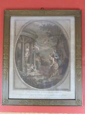 Rahmen, Empire, 58 x 48 cm, um 1900