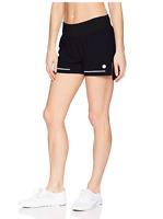 ASICS Women's Lite-Show Laser Shorts, Performance Black, X-Large
