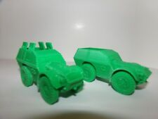 TWO 1:50 scale Italian AutoCarro Armored Cars suitablefor Bolt Action