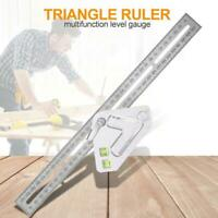 Multifunctional Woodworking Triangle Ruler Angle Ruler Revolutionary NEU S4Y6