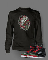 Chieftain T Shirt to Match Air Jordan  Jordan Spizike Shoe Men's Graphic Tee