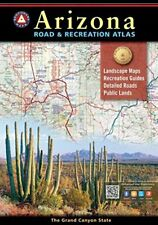 NEW Arizona Benchmark Road & Recreation Atlas FREE SHIPPING
