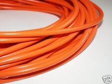 8mm ID Orange  Vacuum Hose