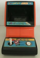 COLECO DONKEY KONG JUNIOR TABLETOP  ELECTRONIC GAME EXCELLENT WORKS PERFECTLY