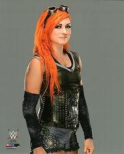 "WWE PHOTO BECKY LYNCH WRESTLING OFFICIAL 8x10"" PROMO NXT PICTURE"