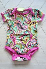 Vera Bradley Baby Collection Ruffle Bodysuit in Tutti Frutti 3-6 Months NWT