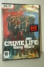 CRIME LIFE GANG WARS GIOCO NUOVO SIGILLATO PC DVD VERSIONE ITALIANA MG1 51685