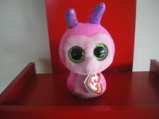 Ty Beanie Boos Scooter the snail 6 inch NWMT - IN HAND NOW.