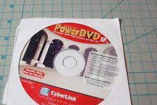 Cyberlink PowerDVD XP 4.0 DVD Software
