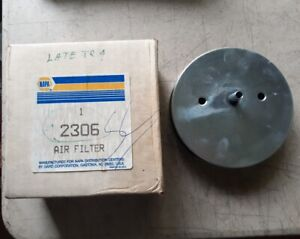 New Old Stock Air Filter Fits Triumph TR4A
