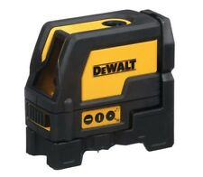 DEWALT Self Leveling Cross Line and Plumb Spots Laser Level Measure Layout Tool