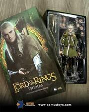 IN STOCK 1/6 Legolas Lord of the Rings DELUXE Figure USA Asmus Frodo Sam Luxury