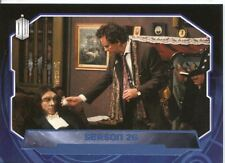 Doctor Who 2015 Blue Parallel [199] Base Card #191 Season 26
