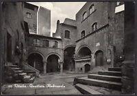 AA4004 Viterbo - Città - Quartiere Medioevale - Cartolina - Postcard