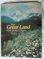 This Great Land 1983 Hardcover Rand McNally Scenic Splendors of America
