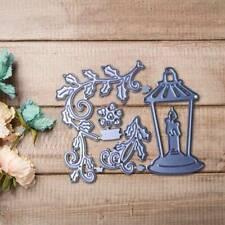 Lantern Metal Cutting Dies Scrapbooking Craft Die Cuts DIY Paper Stencil#xk F7H9